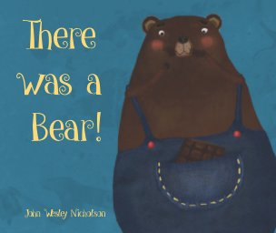 There was a Bear book cover