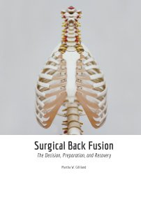 Surgical Back Fusion book cover