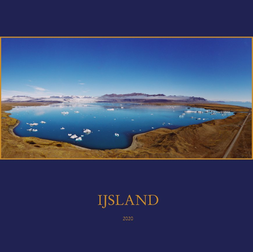 Visualizza IJsland 2020 di George van der Woude