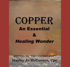 COPPER An Essential and Healing Wonder book cover