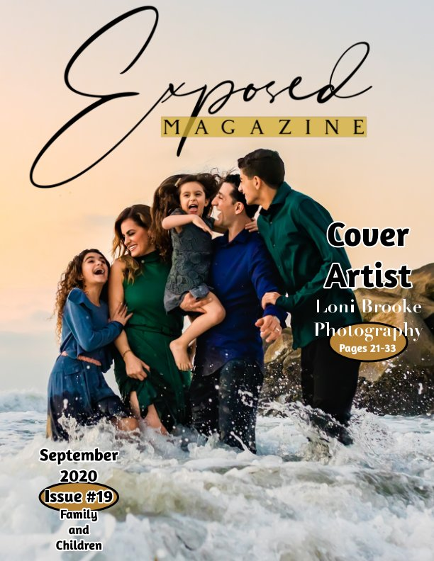 View Family Issue #18 by Exposed Magazine