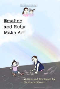 Emaline and Ruby Make Art book cover