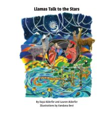 When Llamas Talked to the Stars book cover
