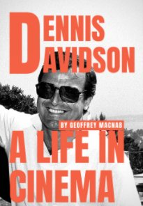 Dennis Davidson: A Life in Cinema book cover