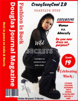 Douglas Journal Magazine book cover