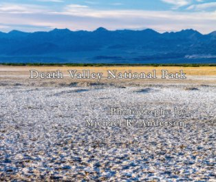 Death Valley National Park book cover