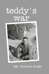 Teddy's War book cover