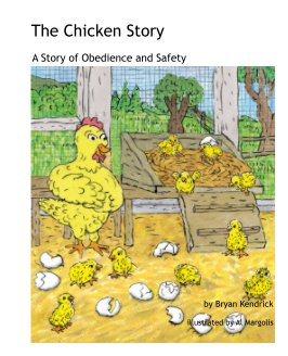 The Chicken Story book cover