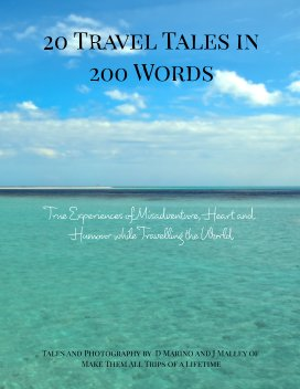 20 Travel Tales in 200 Words book cover