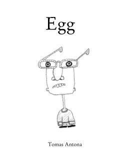 Egg book cover