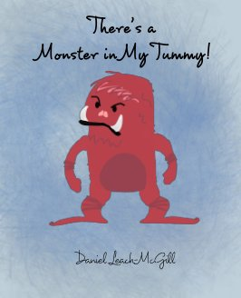 There's a Monster in My Tummy book cover