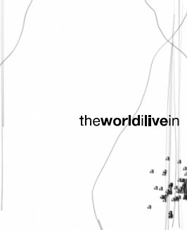 The World I Live In book cover