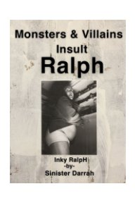 Monsters and Villains Insult Ralph book cover