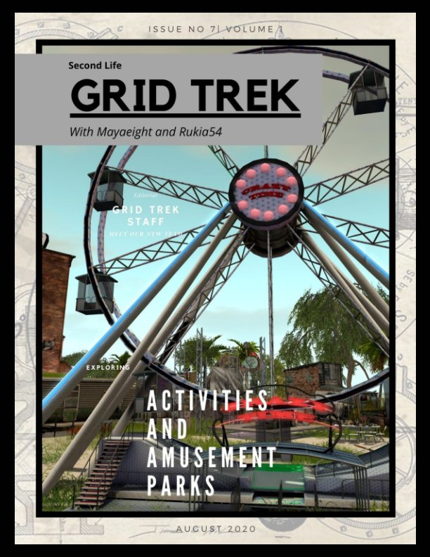 View Grid Trek Magazine August 2020 Issue by Mayaeight, Rukiah54 editor