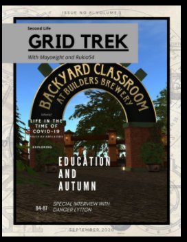 Grid Trek Magazine September 2020 book cover