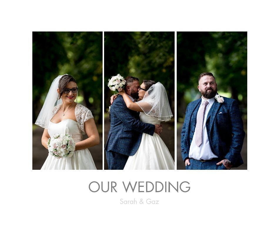 View Sarah and Gaz by brett james photography