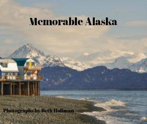 2020 Memorable Alaska book cover