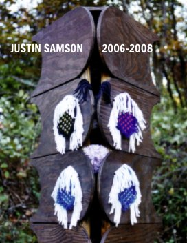 Justin Samson 2006-2008 book cover