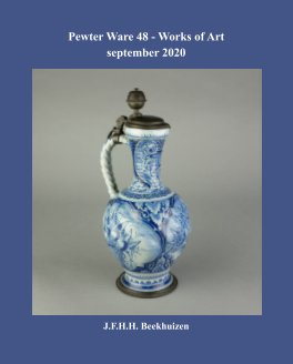 Pewter Ware 48 - Works of Art book cover