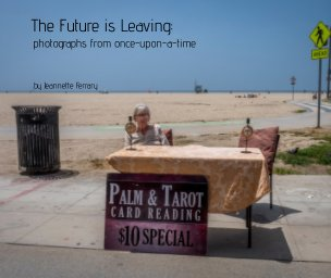 The Future is Leaving book cover