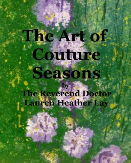 The Art of Couture Seasons book cover
