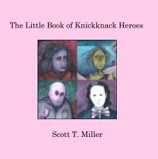 The Little Book of Knickknack Heroes book cover