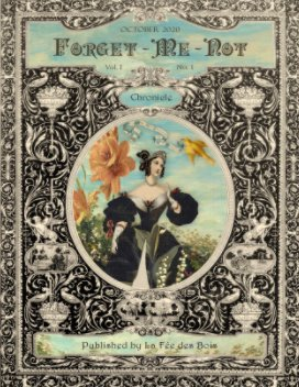 The Forget Me Not Chronicle | October 2020 | ENGLISH VERSION book cover