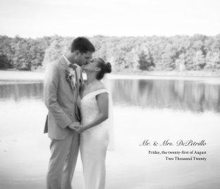 Mr. and Mrs. DePetrillo book cover
