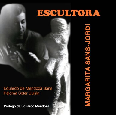 ESCULTORA Margarita Sans-Jordi book cover