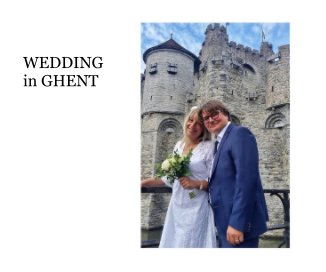 WEDDING in GHENT book cover