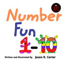 Number Fun 1 - 10 book cover