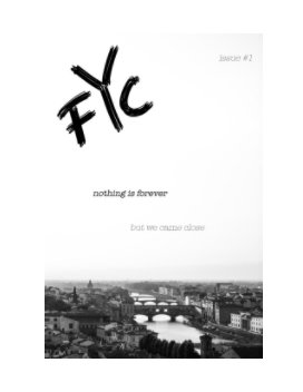 fYc magazine #1 book cover