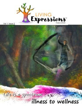 Living Expressions Vol 1: issue 2 book cover