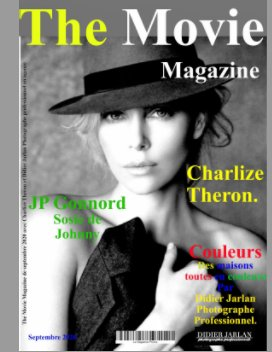The Movie Magazine de sptembre 2020 avec Charlize Theron book cover