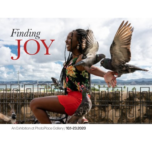 View Finding Joy, Softcover by PhotoPlace Gallery