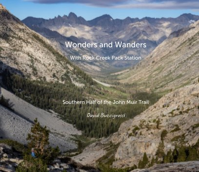Wonders and Wanders book cover