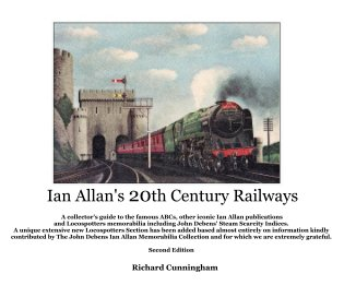 Ian Allan's 20th Century Railways book cover