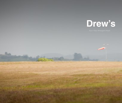 Drew's book cover