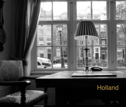 Holland book cover