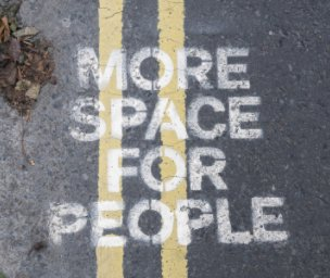 More Space For People book cover