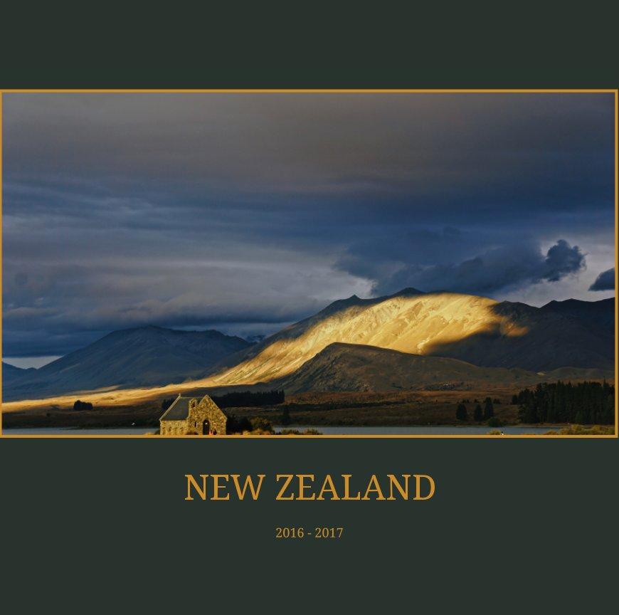 View New Zealand by George van der Woude