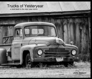Trucks of Yesteryear book cover