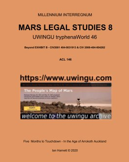 Mars Legal Studies 8 book cover