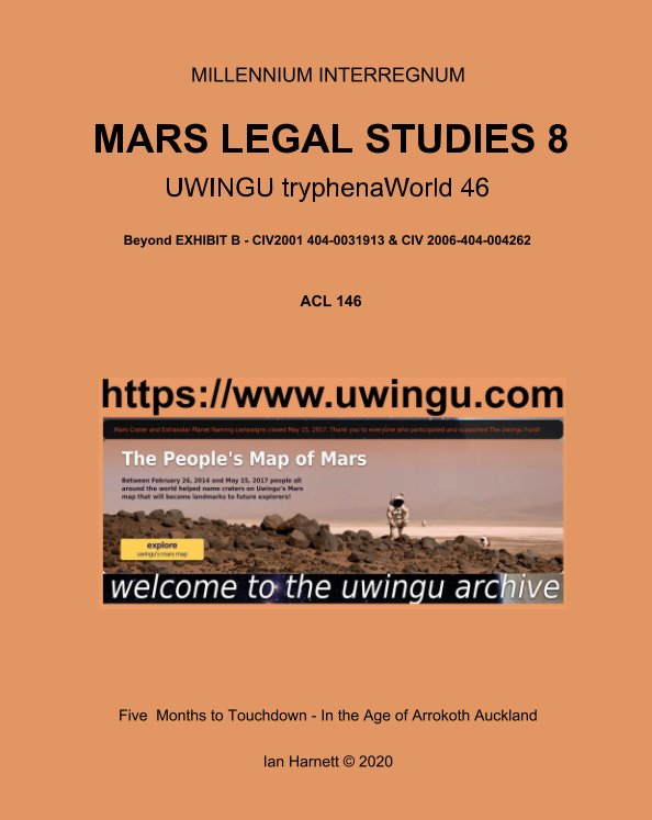 View Mars Legal Studies 8 by Ian Harnett, Annie, Eileen