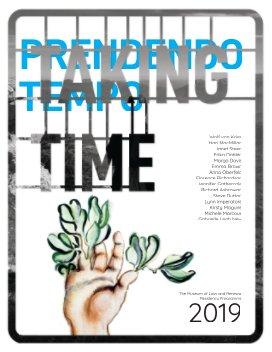TAKING TIME Prendendo Tempo 2019 book cover