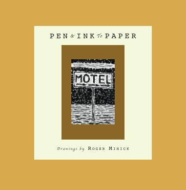 Pen and Ink to Paper book cover