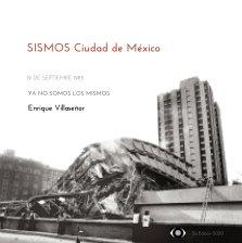 -- Sismos Ciudad de México -- 19 Septiembre 1985 -- book cover