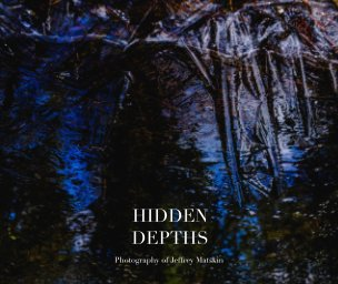 Hidden Depths Book book cover