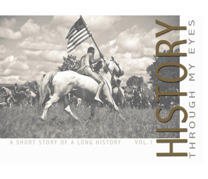 View History Through My Eyes by Rebecca Douglas