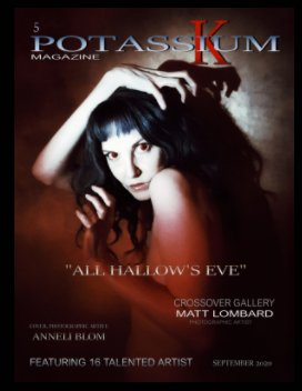 Potassium Magazine Issue 5 book cover